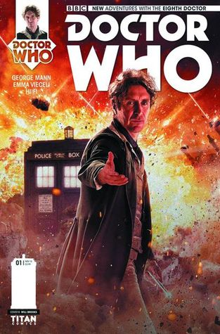 Doctor Who: The Eighth Doctor #5 by George Mann, Emma Vieceli
