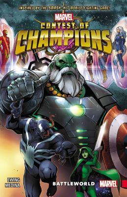 Contest of Champions, Vol. 1: Battleworld by Al Ewing, Paco Medina