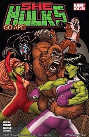 She-Hulks (2010-2011) #2 (of 4) by Ryan Stegman, Harrison Wilcox, Michael Babinkski, Ed McGuinness