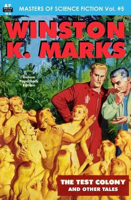 Masters of Science Fiction, Vol. Five, Winston K. Marks by Winston K. Marks