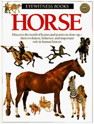 Horse (Eyewitness Books) by Juliet Clutton-Brock