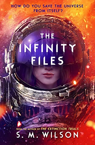 The Infinity Files by S.M. Wilson