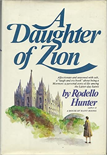 A Daughter of Zion by Rodello Hunter