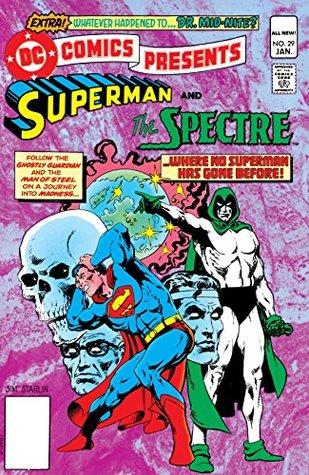 DC Comics Presents (1978-1986) #29 by Romeo Tanghal, Len Wein, Jim Starlin, Jerry Serpe, Bob Rozakis, Alex Saviuk