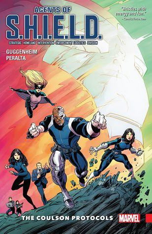 Agents of S.H.I.E.L.D., Volume 1: The Coulson Protocols by German Peralta, F.C.O. Plascencia, Rachelle Rosenberg, Mike Norton, Joe Caramagna, Marc Guggenheim