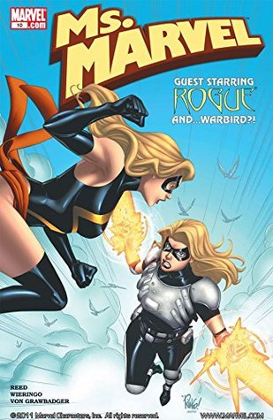 Ms. Marvel #10 by Mike Wieringo, Brian Reed, Wade Von Grawbadger