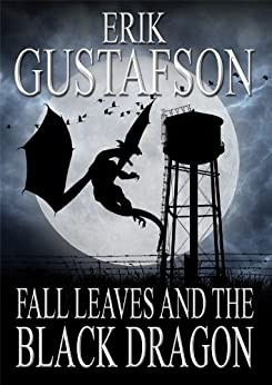 Fall Leaves and the Black Dragon by Erik Gustafson