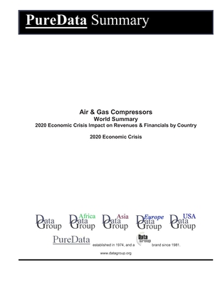 Air & Gas Compressors World Summary: 2020 Economic Crisis Impact on Revenues & Financials by Country by Editorial Datagroup