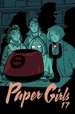 Paper Girls #17 by Matt Wilson, Cliff Chiang, Brian K. Vaughan