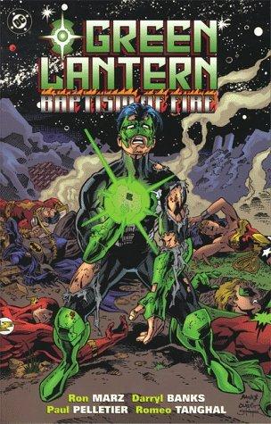 Green Lantern: Baptism of Fire by Romeo Tanghal, Paul Pelletier, Darryl Banks, Ron Marz
