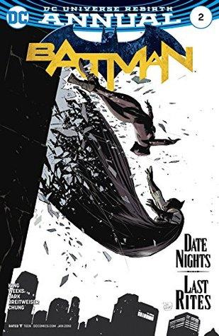 Batman Annual #2 by Elizabeth Breitweiser, Tom King, Lee Weeks, June Chung, Michael Lark
