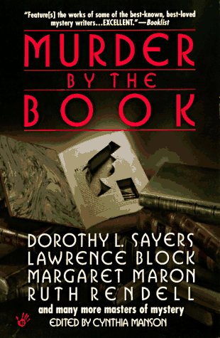 Murder by the book: literary mysteries from Alfred Hitchcock Mystery Magazine and Ellery Queen's Mystery Magazine by Various, Cynthia Manson