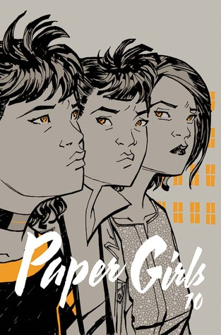 Paper Girls #10 by Matt Wilson, Cliff Chiang, Brian K. Vaughan