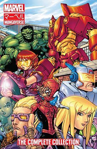 Marvel Mangaverse: The Complete Collection by Chuck Austen, UDON, Lea Hernandez Seidman, Ben Dunn