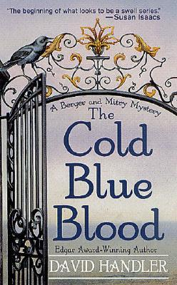 The Cold Blue Blood by David Handler