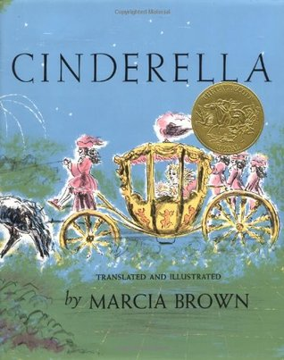Cinderella, or the Little Glass Slipper by Charles Perrault, Marcia Brown