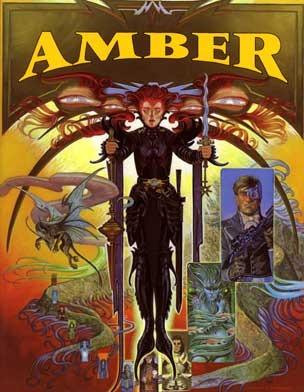 Amber Diceless Role-Playing: Diceless Role-Playing System by Roger Zelazny, Erick Wujcik, Michael Kucharski