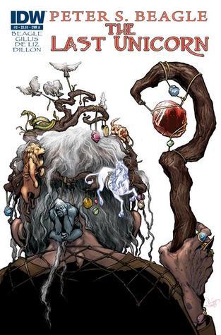 The Last Unicorn #2 by Peter S. Beagle, Peter B. Gillis