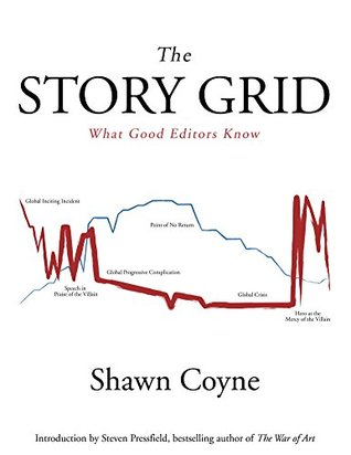 The Story Grid: What Good Editors Know by Steven Pressfield, Shawn Coyne