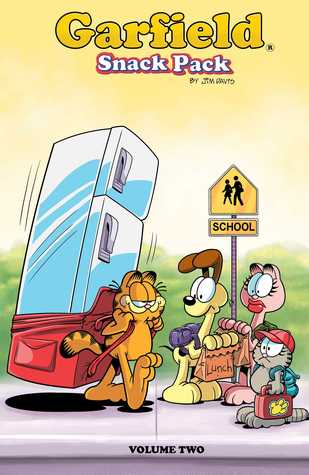 Garfield: Snack Pack Vol. 2 by Mark Evanier, Scott Nickel, Antonio Alfaro