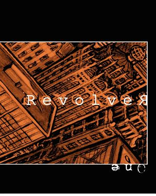 Revolver One: Salgood Sam's Comics Quaterly by Salgood Sam