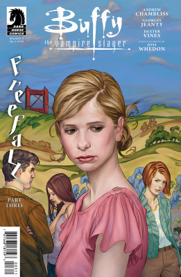 Buffy the Vampire Slayer: Freefall, Part 3 by Georges Jeanty, Andrew Chambliss, Joss Whedon