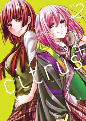 Citrus+, Vol. 2 by Saburouta