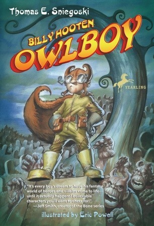 Billy Hooten, Owlboy by Thomas E. Sniegoski