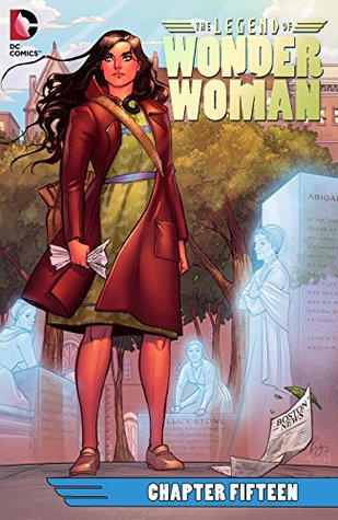 The Legend of Wonder Woman (2015-) #15 by Renae De Liz