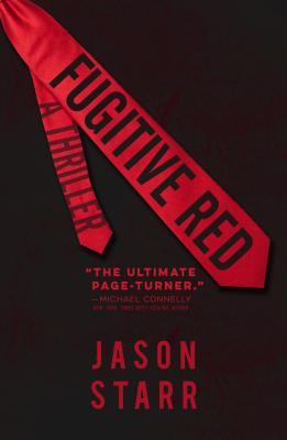 Fugitive Red by Jason Starr