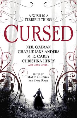 Cursed: An Anthology by Angela Slatter