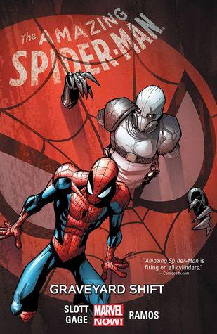 Amazing Spider-Man, Vol. 4: Graveyard Shift by Ron Salas, Dan Slott, Christos Gage, Jai Nitz, Brandon Peterson, Sean Ryan, Humberto Ramos