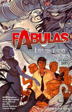 Fábulas: Las mil y una noches by Mark Buckingham, Bill Willingham, Jim Fern