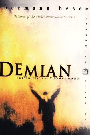 Demian by Michael Lebeck, Michael E. Roloff, Hermann Hesse, Thomas Mann