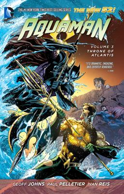 Throne of Atlantis by Geoff Johns