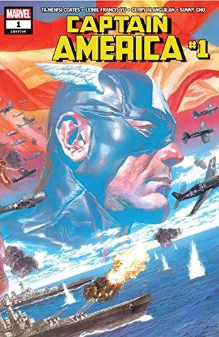Captain America (2018-) #1 by Alex Ross, Leinil Francis Yu, Ta-Nehisi Coates