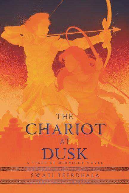 The Chariot at Dusk by Swati Teerdhala