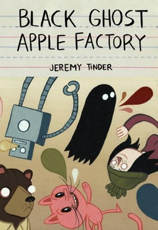 Black Ghost Apple Factory by Jeremy Tinder