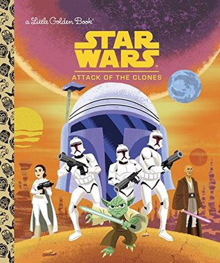 Star Wars: Attack of the Clones by Ethen Beavers, Christopher Nicholas