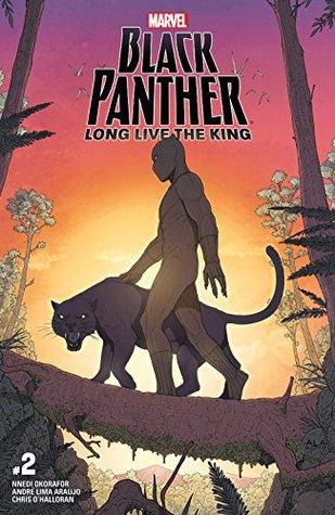 Black Panther: Long Live the King #2 by Nnedi Okorafor, André Lima Araújo