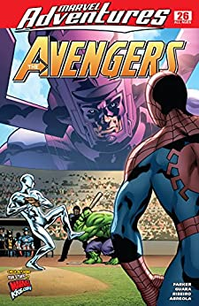 Marvel Adventures The Avengers (2006-2009) #26 by Audrey Loeb, Jeff Parker