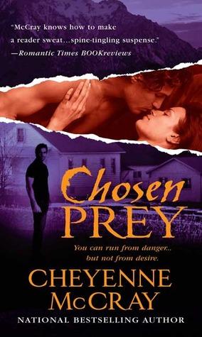 Chosen Prey by Cheyenne McCray
