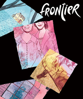 Frontier #6: Ann by the Bed by Emily Carroll