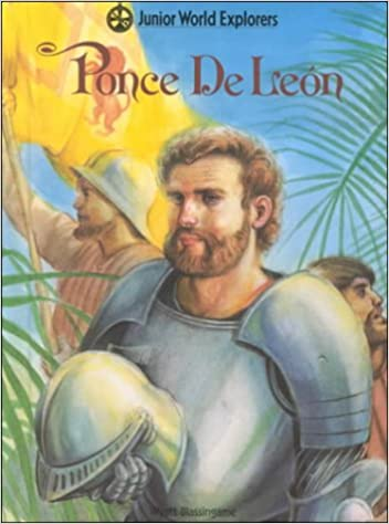 Ponce de Leon by Russell Hoover, Wyatt Blassingame