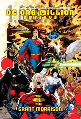 DC Comics One Million Omnibus: The Future's Greatest Superheroes by Grant Morrison