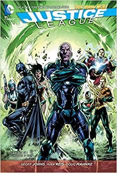 Justice League Cilt 6 - Injustice League by Geoff Johns