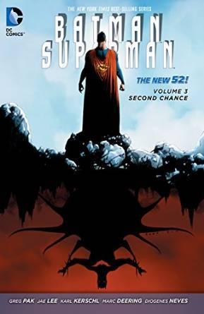 Batman/Superman, Volume 3: Second Chance by Greg Pak, Jae Lee