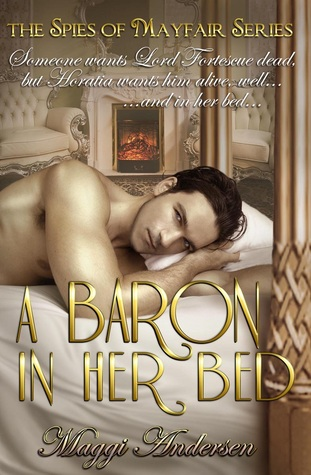 A Baron In Her Bed by Maggi Andersen