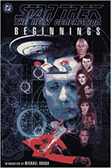 TNG: Beginnings by Mike Carlin, Gerry Boudreau