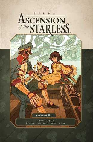 Spera: Ascension of the Starless Vol. 2 by Jakub Rebelka, Josh Tierney